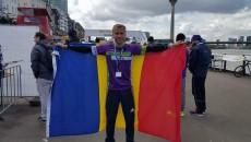 Marius Ionescu a petrecut Paștele la un concurs în Italia (sursa foto: Facebook Marius Ionescu)