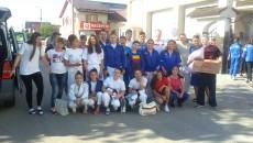 Judoka din Bănie s-au întors din Baia Mare încărcaţi de medalii. Aceştia au urcat pe podium de 25 de ori