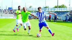 Bogdan Vătăjelu şi colegii săi se află în faţa celui mai important meci al sezonului (Foto: Alexandru Vîrtosu)