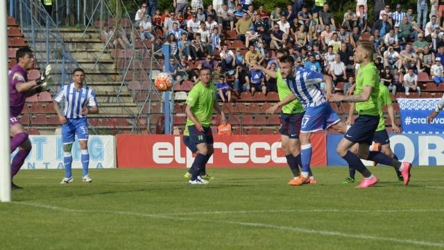 Andrei Hergheligiu a marcat un gol foarte important cu CSMS Iași (foto: Alexandru Vîrtosu)