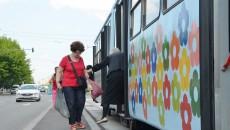 După ce va termina cu remedierile de pe Calea București, Delta ACM va trece și la modificarea peroanelor de tramvai construite greșit (FOTO: Bogdan Grosu)