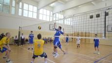 În această dimineață, la Craiova a început turneul final al ONSS cu participarea a opt echipe (foto: Traian Mitrache)