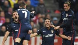 Antoine Griezmann le-a stricat planurile celor de la Bayern Munchen (foto: uefa.com)