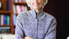 Christine Lagarde, directorul Fondului Monetar Internaţional