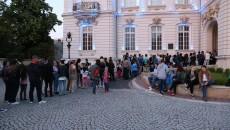 Craiovenii au luat cu asalt Muzeul de Artă (Foto: Lucian Anghel)