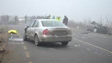 Un șofer de 41 de ani a decedat în urma accidentului provocat în ianuarie 2014 de Silviu Lung (Foto: arhiva GdS)