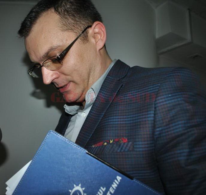 Laurenţiu Ciobotărică, managerul interimar al CEO