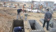 RAADPFL Craiova cere dublarea preţului la înhumarea în groapă simplă (Foto: Arhiva GdS)