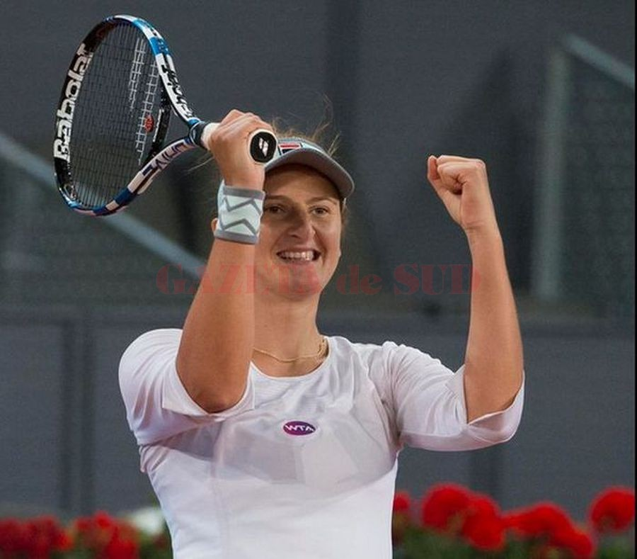 Irina Begu s-a calificat în turul al doilea la BRD Bucharest Open