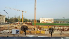 Stadionul Municipal va fi gata anul viitor