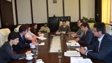 Şedinţa dintre conducerea Ministerului Energiei şi reprezentanţii organizaţiilor de mediu