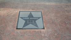 Tudor Arghezi are o stea pe Aleea Personalităţilor din Târgu Jiu