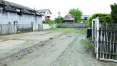 Terenul lui Mihail Glugă care a fost pe Craiova, iar acum figurează pe Cârcea (Foto: Lucian Anghel)