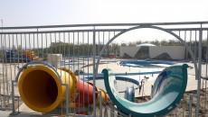 Water Park-ul din Craiova ar trebui dat în folosință în această lună, potrivit declarațiilor date de constructori în aprilie. Realitatea ar putea fi însă alta.