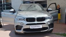 Noul BMW X5 M costă 140.000 de euro. Patru exemplare din varianta pe motorină  s-a vândut deja în Craiova. (FOTO: Claudiu Tudor)