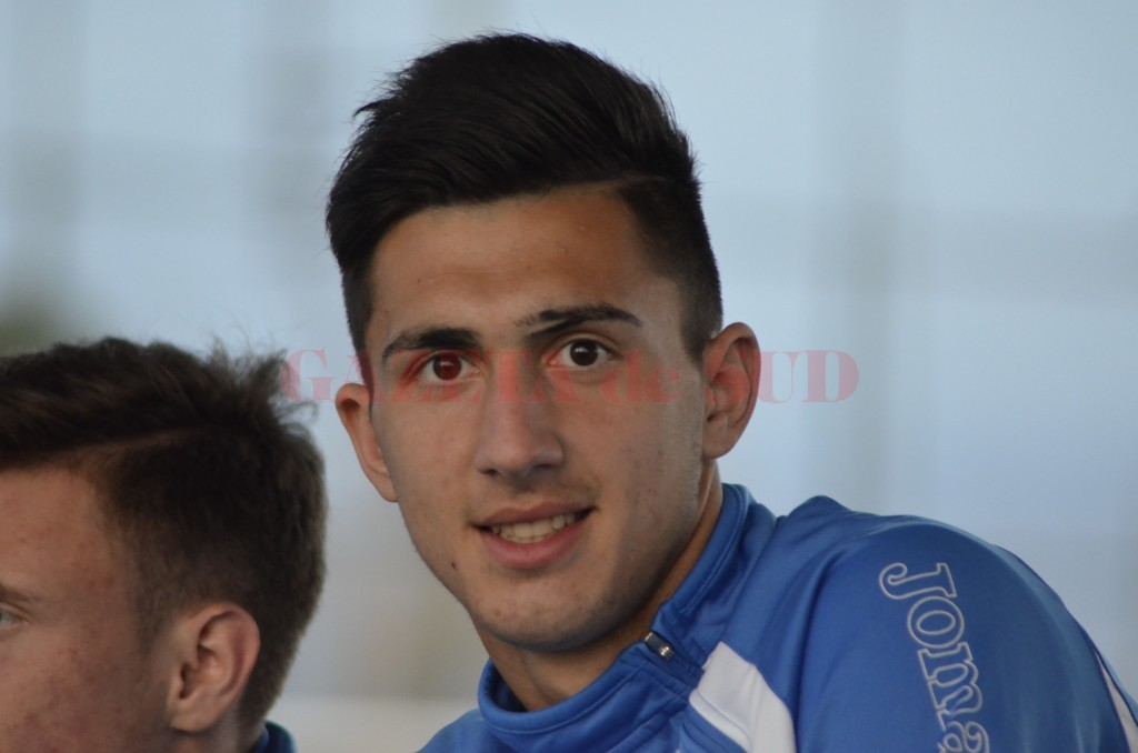 Andrei Ivan are șanse tot mai mici de a rămâne la CS Universitatea Craiova (foto: Alexandru Vîrtosu)