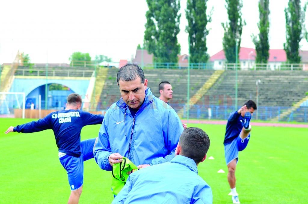 Jerry Gane este pregătit pentru noua provocare venită din Zăvoi (Foto: Alexandru Vîrtosu)