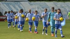 Alb-albaştrii vor susţine meciuri amicale importante înainte să înceapă campionatul (foto: Alexandru Vîrtosu)
