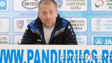 Edi Iordănescu a anunțat oficial că nu își mai prelungește contractul cu formația gorjeană (foto: panduriics.ro)