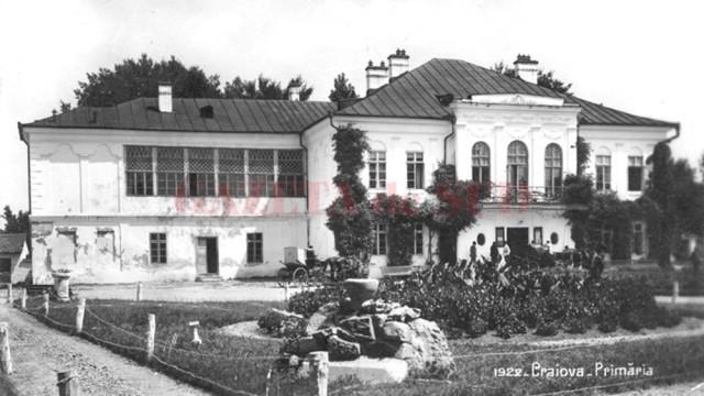 Casa în care a locuit Elena Glogoveanu, figură tipică a unor vremuri demult apuse (Foto: Arhiva GdS)