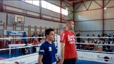 Mario Florentin Boboc (stânga) a obținut o nouă victorie, la Uricani