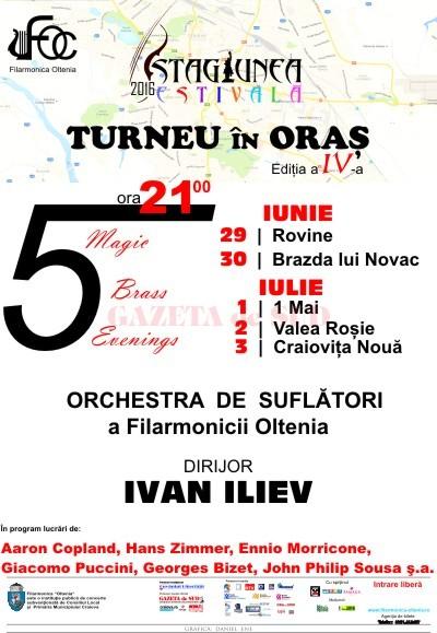 afis_Turneu in oras_29 iun - 3 iul 2016
