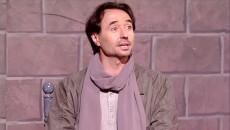 """Invitatul acestei ediții este actorul Angel Rababoc, de la Teatrul Național """"Marin Sorescu"""" din Craiova"""