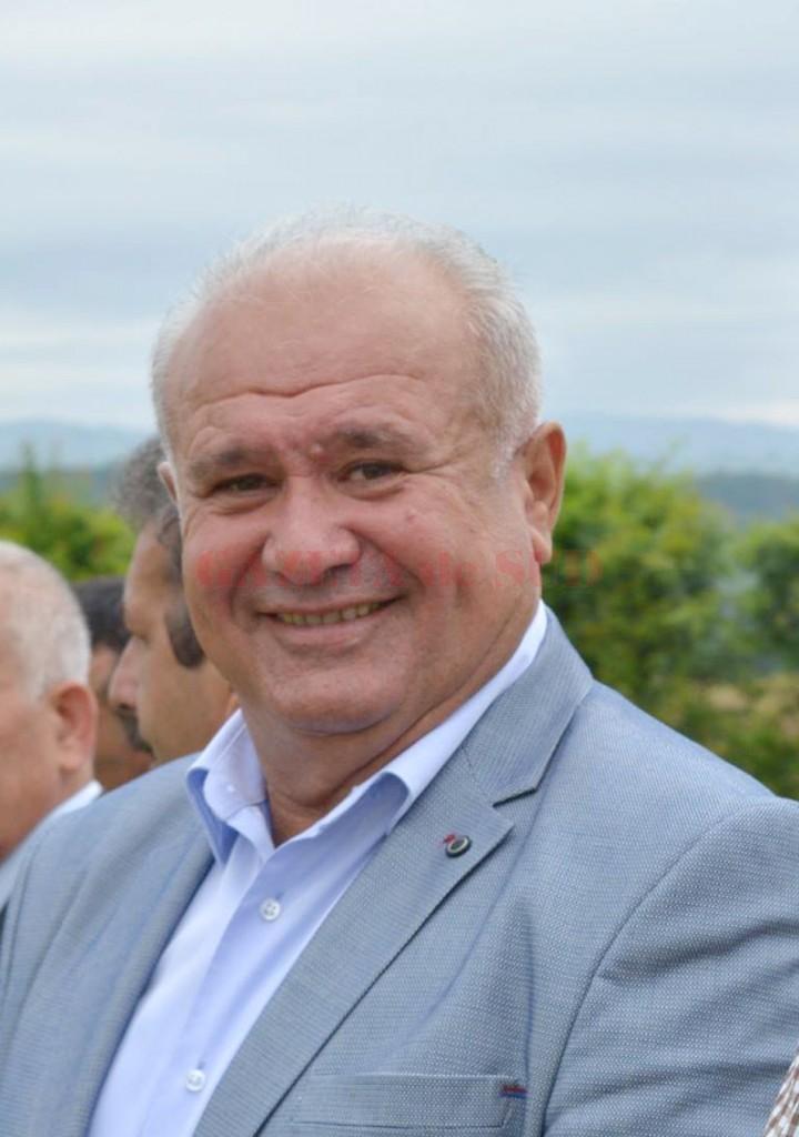 Ion Călinoiu a fost până miercuri preşedinte al CJ Gorj