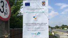 Canalizare pentru două localităţi componente din Târgu Jiu