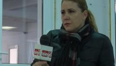 Cristina Brandibur, fiica bărbatului decedat