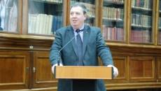 Prof. univ. dr. Sorin Liviu Damean ocupă funcția de decan interimar al Facultății de Științe Sociale a Universității din Craiova, de la 1 iunie până la organizarea unui nou concurs (Foto: GdS)