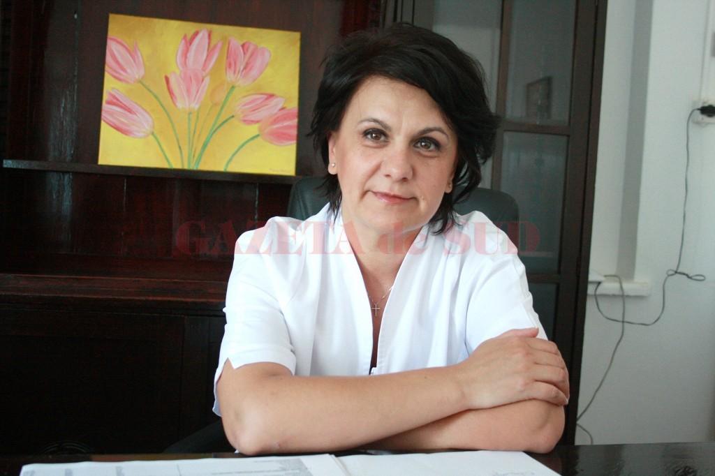 Instanța de judecată a găsit-o vinovată de comiterea infracțiunii de conflict de interese pe dr. Lorena Dijmărescu, directorul medical al Spitalului Filantropia (FOTO: arhiva GdS)