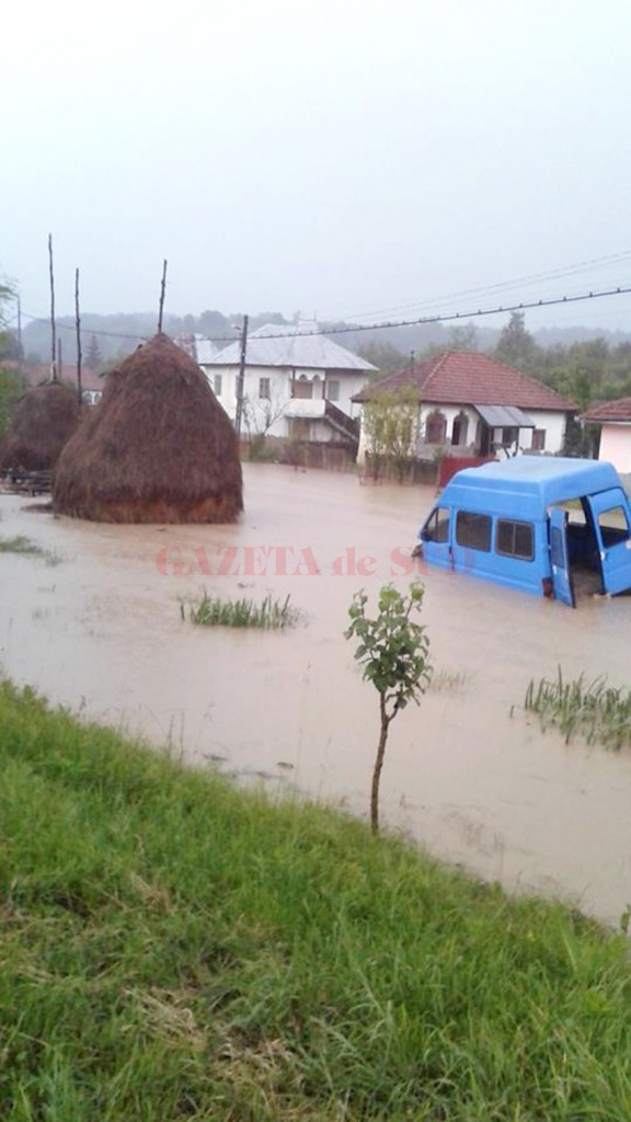 inundatii gorj iunie (1)