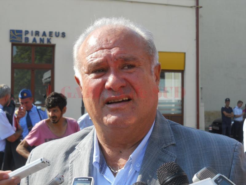 Ion Călinoiu, fostul preşedinte al Consiliului Județean Gorj