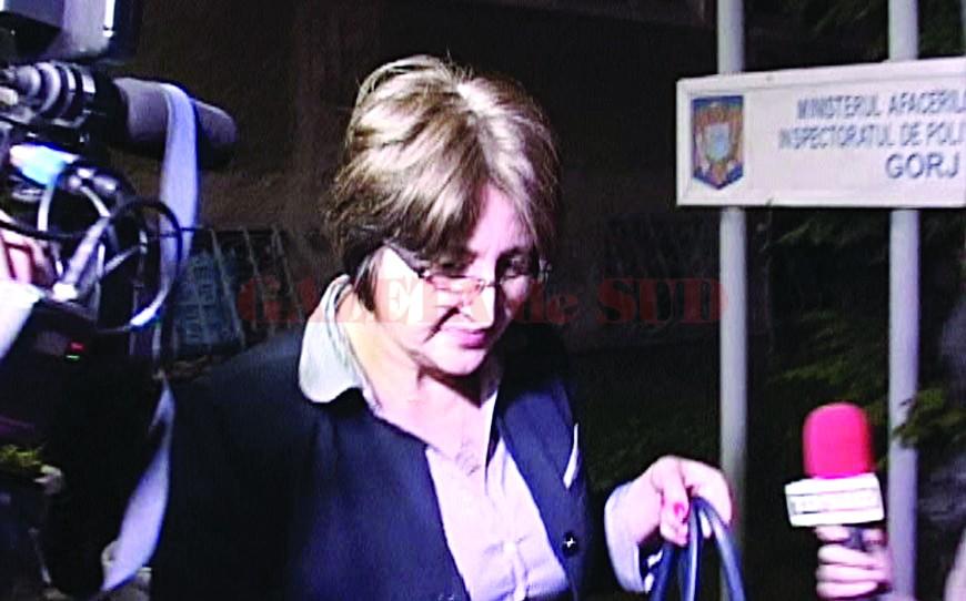Dorina Jianu, suspendată din funcţie  pe perioada procesului penal