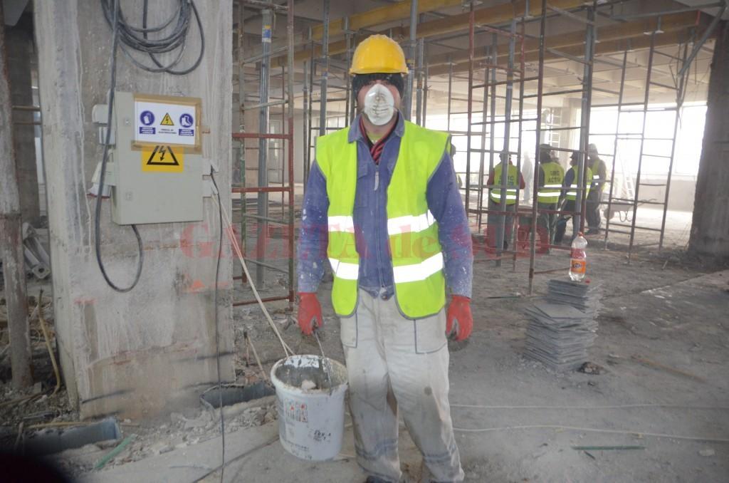 Construcțiile au fost afectate de disponibilizări. O singură firmă a disponibilizat 126 de muncitori.  (Foto: Arhivă GdS)