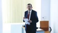 Conf. Univ. Dr. Emilian Popovici, președintele Societății Române de Epidemiologie (Foto: Lucian Anghel)