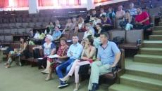 """Cadrele didactice care au participat la prima extragere făcută de ISJ Dolj pentru comisia ce va fi în centrul zonal de evaluare, stabilit la Școala """"Nicolae Romanescu"""" din Craiova, pentru corectarea lucrărilor din alte județe"""