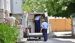 Bărbatul de 38 de ani a fost audiat de un procuror al Parchetului de pe lângă Tribunalul Dolj, iar ieri a fost arestat preventiv printr-o hotărâre a instanței de judecată (Foto: GdS)