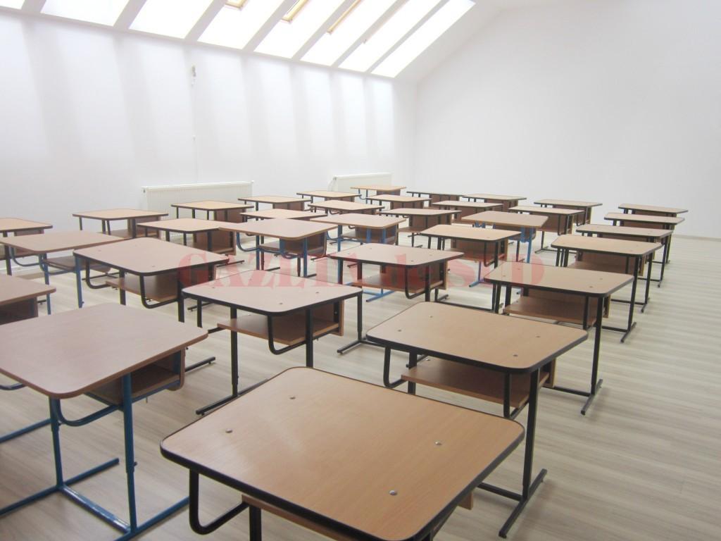 Școlile și grădinițele din Prigoria au fost închise