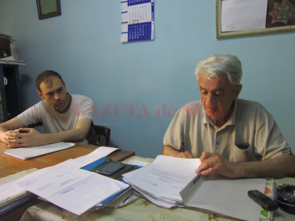 Președintele Asociației de proprietari nr. 5 din 1 Mai spune că trebuie să recupereze restanțele la întreținere de la chiriașii primăriei