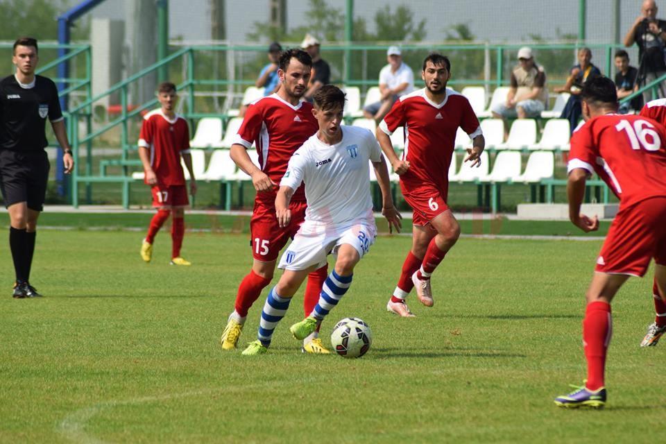 Alex Popescu a revenit la Craiova cu poftă de goluri (foto: csuc.ro)