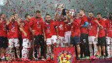 Astra a câștigat un nou trofeu major (foto: bucurestifm.ro)