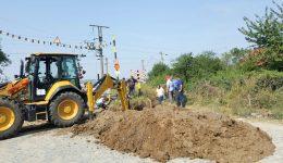 CAO intervine la avaria de la Filiași (Foto: Maria Cernătescu)