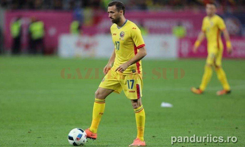 Lucian Sânmărtean va evolua pentru formația gorjeană în noul sezon