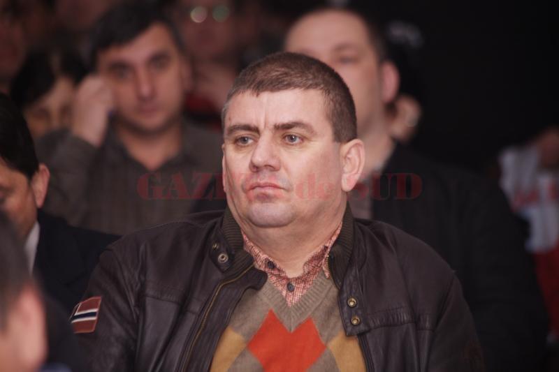 Vasile Moşoiu, primarul ales al comunei Drăguţeşti
