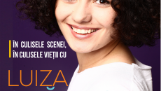 afis In culisele scenei iulie Luiza stanescu 2016