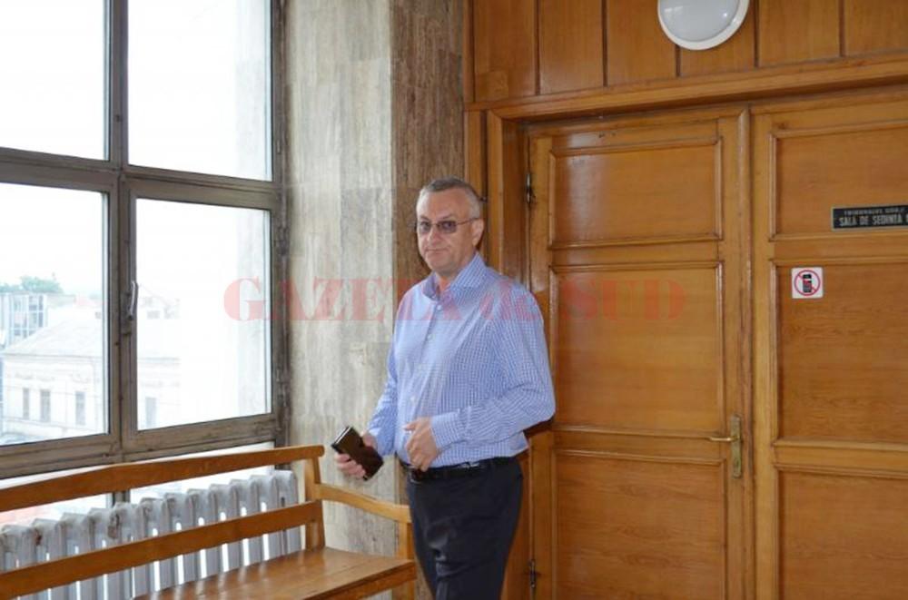 Daniel Antonie nu scapă de schimbare (Foto: Eugen Măruţă)