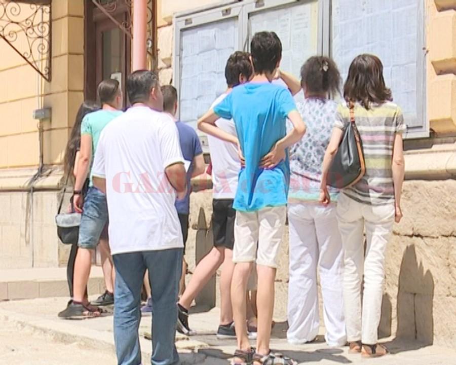 În urma contestațiilor, în județul Dolj procentul de promovabilitate a examenului de bacalaureat este de 66,54%