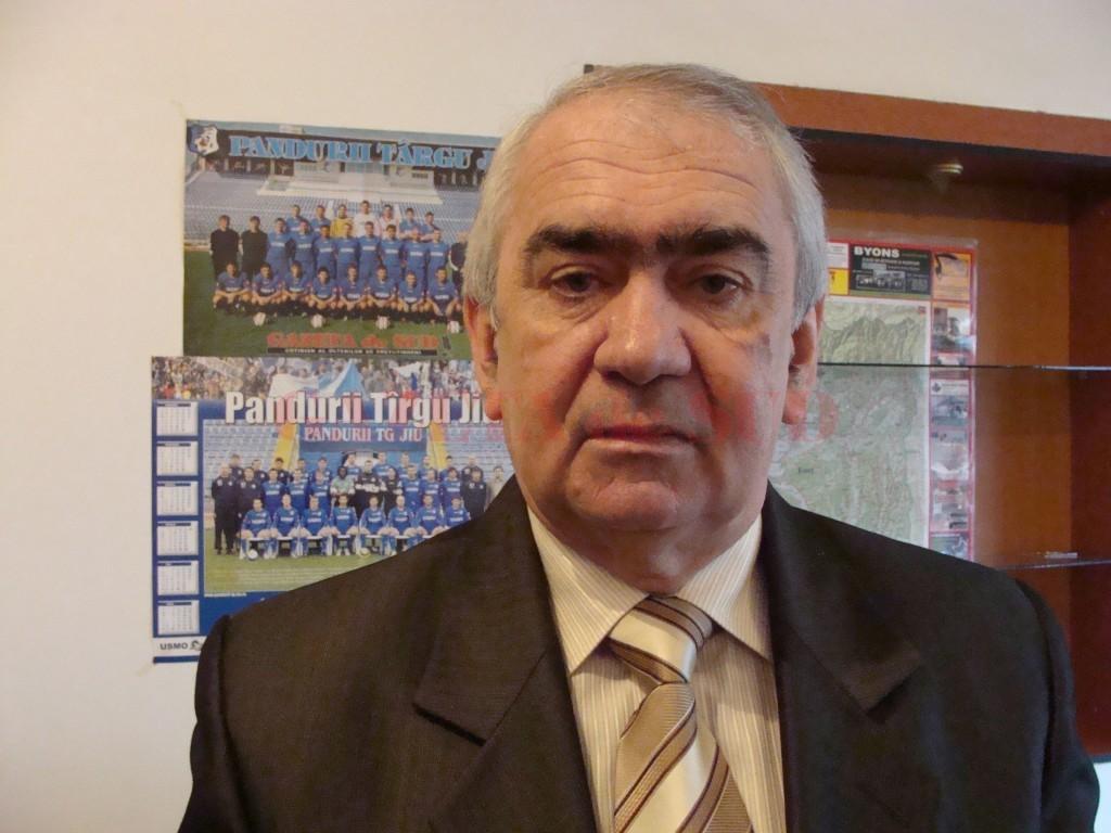 Florin Cârciumaru, primarul municipiului Târgu Jiu